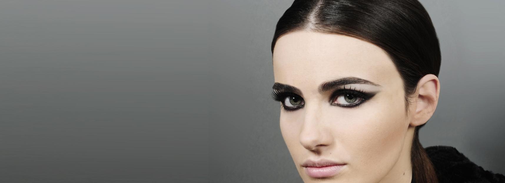 Maquillage à but commercial